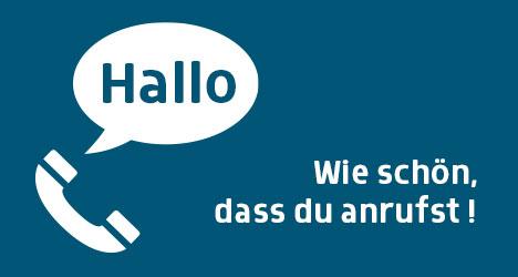 Hallo Hanna telefonischer Besuchsdienst der Siegerländer Frauenhilfen